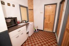 Menší kuchyňka pro Ložnice v prvním patře.
